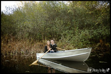 secret-garden-engagement-session-row-boat-session-in-michigan