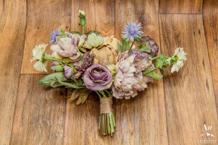 iceland-wedding-rental-wedding-bouquet-purple