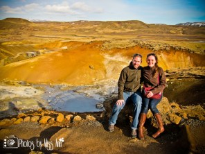 Iceland Couples Portrait
