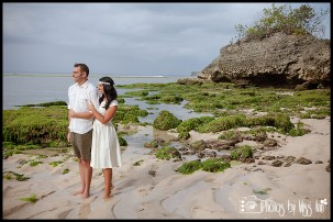 Destination Honeymoon Photos Bali Wedding Photos Padang Padang Beach Eat Love Pray Bali Beach Photos by Miss Ann