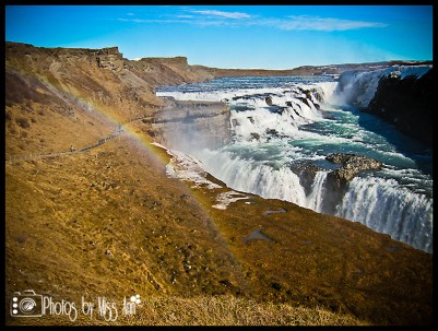 Gullfoss Wedding Photographer Iceland