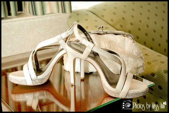 Calvin Klein Bridal Shoes Iceland Wedding