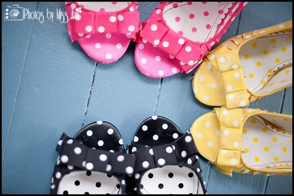 Polka Dot Bridal Shoes Betsey Johnson Iceland Wedding