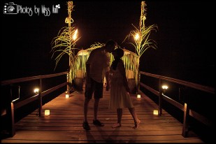 Ayana Resort Bali Private Jetty Wedding Photos Destination Wedding Photographer Photos by Miss Ann
