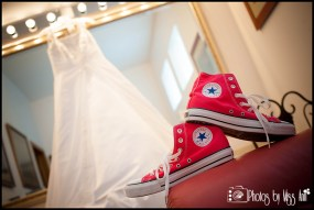 Converse Bridal Shoes Iceland Wedding Planner Photos by Miss Ann
