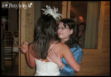 Iceland Wedding Reception Mother Daughter Dance