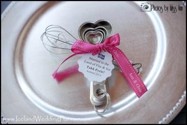Practical Wedding Favor Ideas Iceland Wedding Planner