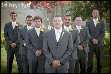 Inspired by Iceland Wedding Groom and Groomsmen Portraits Photos by Miss Ann