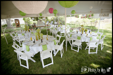 Gorgeous Event Under a Tent 30th Birthday Decorations Iceland Wedding Planner