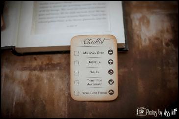 Iceland Wedding Adventure Checklist Elaborate Destination Wedding Invitation