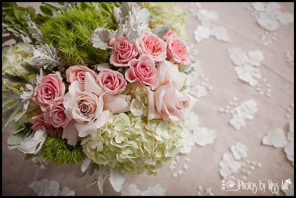Iceland Wedding Planner Photos by Miss Ann Centerpeice Examples Lime Green and Pink
