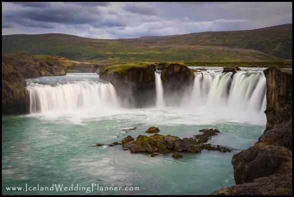 Godafoss Wedding Photography Iceland Photos by Miss Ann