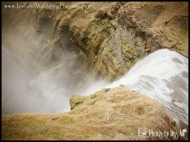 Skogafoss Waterfall Wedding Iceland Honeymooon Photos Iceland Wedding Photographer Photos by Miss Ann