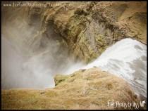 Skogafoss Waterfall Wedding Iceland Honeymooon Photos Iceland Wedding Photographer Photos by Miss Ann