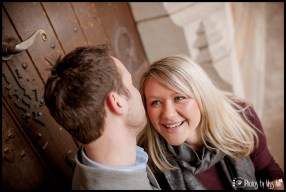 Dreamy Ann Arbor Engagement Session by Photos by Miss Ann