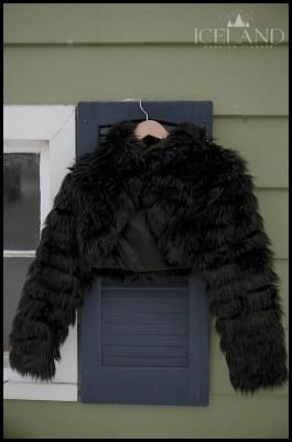 Ideas for Iceland Wedding Attire Iceland Wedding Planner Black Fur Coat
