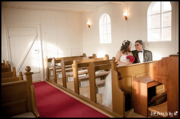 Eloping in Iceland Romantic Church Ceremony Iceland Wedding Photographer