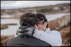 Iceland Winter Wedding Photos Thingvellir National Park Wedding Photographer
