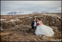 Romantic Iceland Wedding Photos Thingvellir National Park Iceland Wedding Locations