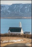 Hallgrimskirkja Church Saurbaer Iceland Hotel Glymur