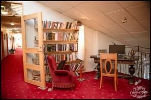 Hotel Glymur Amenities Library