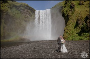 Iceland Wedding Photographer Skogafoss 2