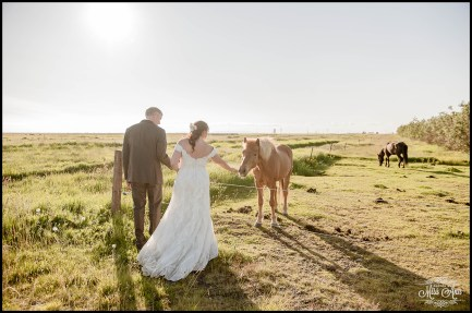 Iceland Wedding Photos by Miss Ann