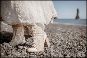 Vik Beach Wedding Reynisfjara Beach Wedding