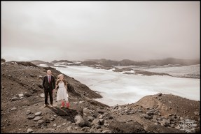 Iceland Glacier Wedding Photographer Photos by Miss Ann