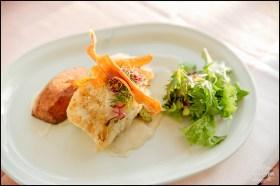 Iceland Wedding Meal Hotel Grimsborgir-2