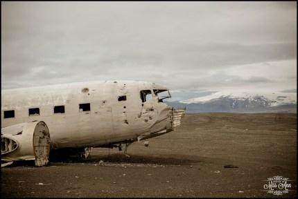 Iceland Crashed Airplane-6