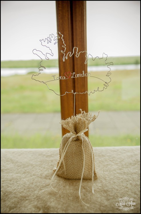 Iceland Wedding Centerpiece Ideas Hotel Ranga Wedding