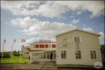 Northern Iceland Wedding Location Hotel Reynihlid