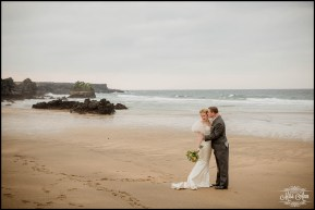 Iceland Wedding Skardsvik Beach 3