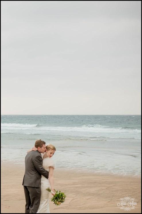 Iceland Wedding Skardsvik Beach