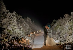 Blue Lagoon Wedding