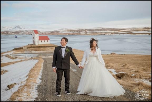 Iceland Wedding Úlfljótsvatn Church