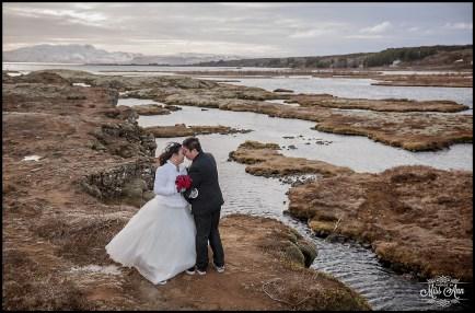Iceland Wedding Photographer Thingvellir