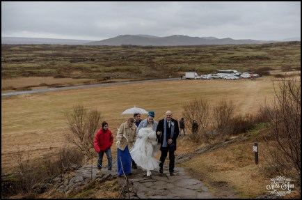 Iceland Wedding Thingvellir National Park