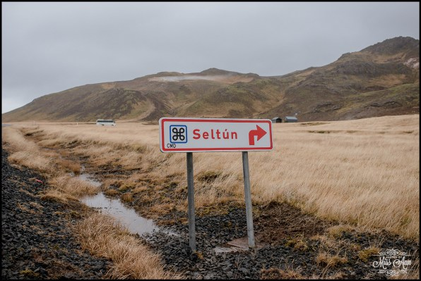 Seltun Iceland Wedding Photos