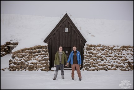 Keldur Sod Farm Iceland Pre Wedding Session