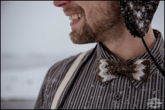 Grooms Attire Iceland Wedding