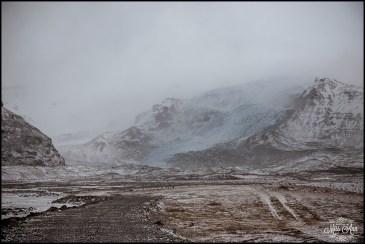Iceland Glacier Volcano Wedding Photos