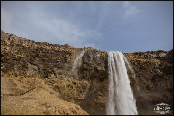 Seljalandsfoss Waterfall Photos by Miss Ann