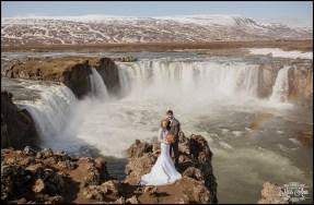 Godafoss Waterfall Iceland Wedding Photographer-11