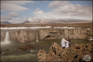 Godafoss Waterfall Iceland Wedding Photographer-2