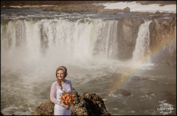 Godafoss Waterfall Iceland Wedding Photographer-8