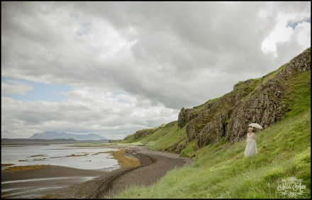 Hvitserkur Sea Arch Iceland Wedding Photographer-7