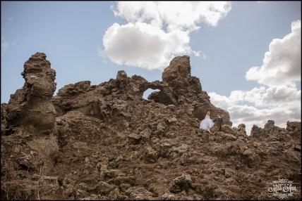 Iceland Wedding Photographer Dimmuborgir Lava Fields-8