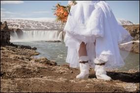 Iceland Wedding Photographer Godafoss Waterfall-14